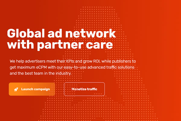 Adsterra- Advertising Network Solutions for Advertisers and Publishers
