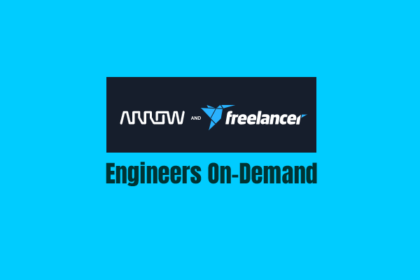 Arrow and Freelancer.com Launched Engineering Services Marketplace