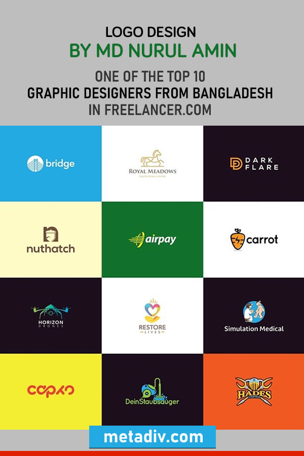 Logo Design By Md Nurul Amin, Graphic Designers from Bangladesh to hire in Freelancer.com #LogoDesign #Photoshop #DataResearch #AdobeAcrobat #MicrosoftOffice #PowerPoint #Transcription #ProductUpload #GraphicDesign #DataEntry #PhotoEditing #PhotoshopDesign #Illustrator #ImageProcessing #PhotoRetouching #LogoDesign #AdobeLightroom #DataProcessing #WebScraping #BannerDesign #AdobeInDesign