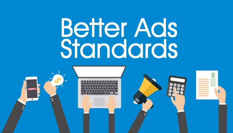 Last year Google joined the Coalition for Better Ads
