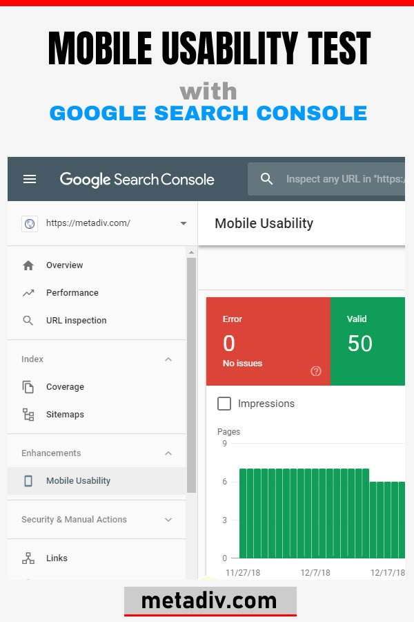 Make your website Mobile Friendly- Google Search Console mobile usability test #MobileFriendlyWebsite #Mobilesite #GoogleSearchConsole #SearchConsole #GoogleSearch #Google #mobileUsability #mobileUsabilityTest