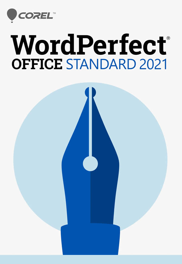 WordPerfect Office Standard 2021- Featured Deals and Corel Coupon Codes