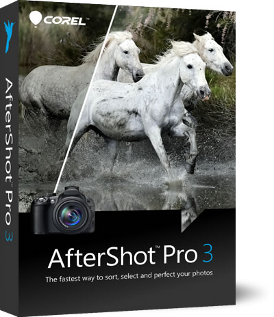Save 20% on AfterShot Pro 3 RAW Photo Editor with Corel Coupon codes